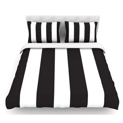 Beetle  Featherweight Duvet Cover Size: Queen, Fabric: Lightweight Polyester