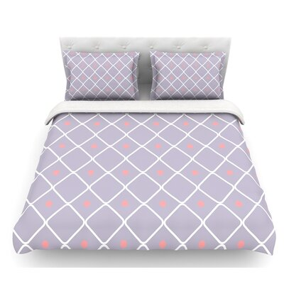 Web  Featherweight Duvet Cover Size: King