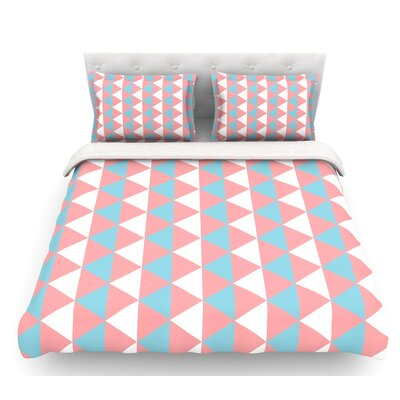 Be Still  Featherweight Duvet Cover Size: King