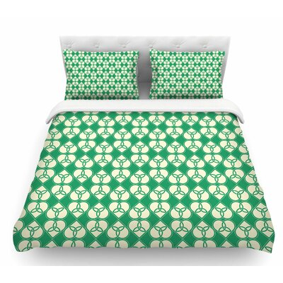 Celtic  Featherweight Duvet Cover Size: King