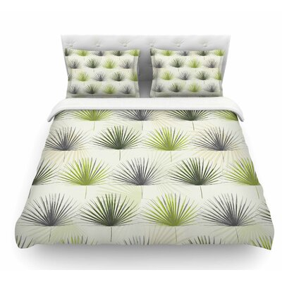 My Holidays Time by Julia Grifol Featherweight Duvet Cover Size: King