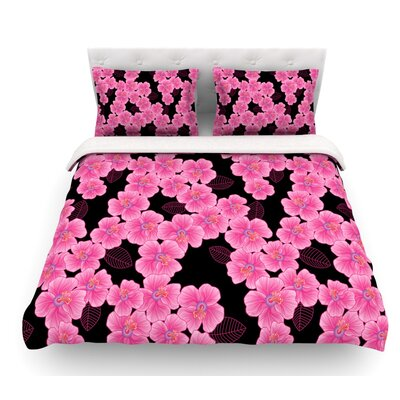 Julia Grifol Featherweight Duvet Cover Size: Twin