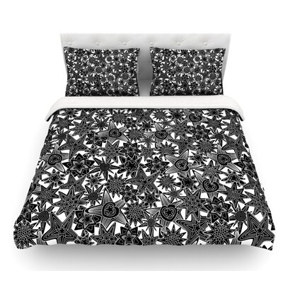 My Dreams by Julia Grifol Featherweight Duvet Cover Size: Queen, Fabric: Woven Polyester