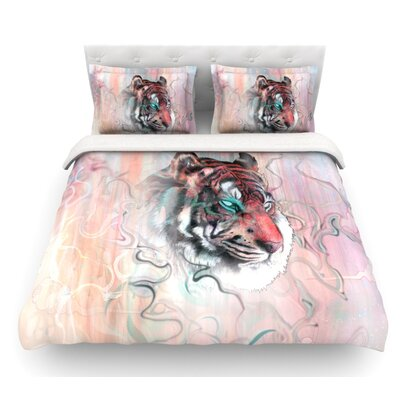 Illusive by Nature by Mat Miller Featherweight Duvet Cover Size: Twin, Fabric: Woven Polyester