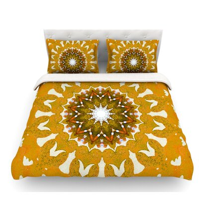 M1 by Iris Lehnhardt Featherweight Duvet Cover Size: Queen