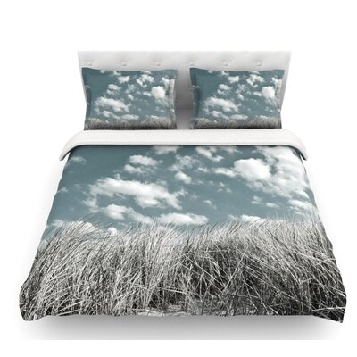Dunes by Iris Lehnhardt Featherweight Duvet Cover Size: Queen