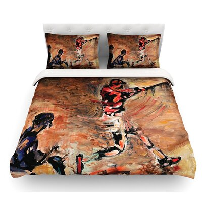 Its Gone! by Josh Serafin Featherweight Duvet Cover Size: Twin