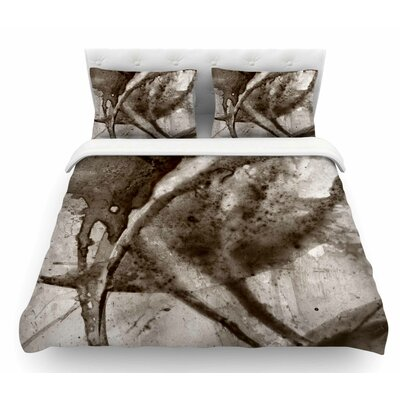 Universe Series by Malia Shields Featherweight Duvet Cover Size: King