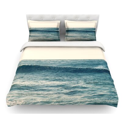 Balance by Myan Soffia Featherweight Duvet Cover Size: Twin, Fabric: Lightweight Polyester