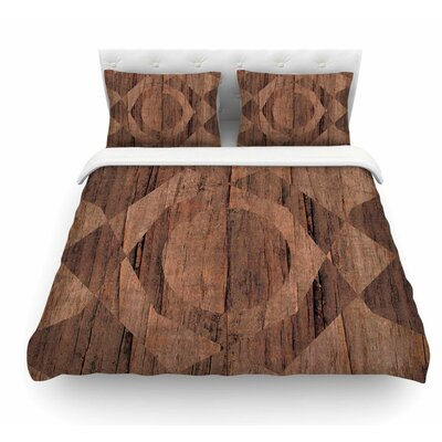 Indigenous by Matt Eklund Featherweight Duvet Cover Size: Queen