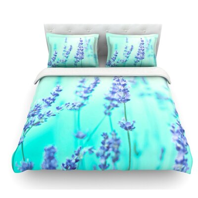 Monika Strigel Featherweight Duvet Cover Size: Queen