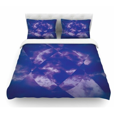 Spectral by Matt Eklund Featherweight Duvet Cover Size: Queen