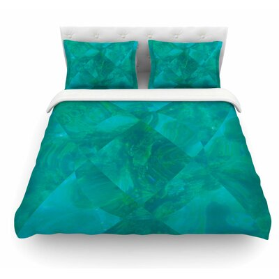 Under the Sea by Matt Eklund Featherweight Duvet Cover Size: King