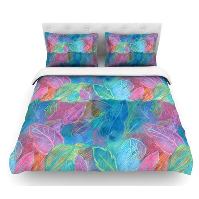 Rabisco by Louise Machado Featherweight Duvet Cover Size: Queen