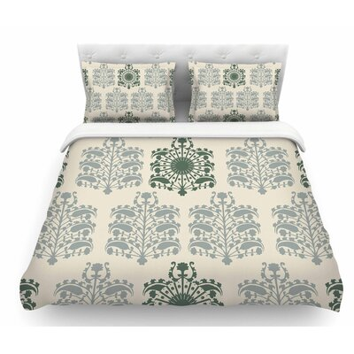 Samaarkkand by Laura Nicholson Ethnic Featherweight Duvet Cover Size: Queen