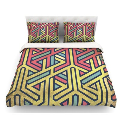 Deco  Featherweight Duvet Cover Size: King