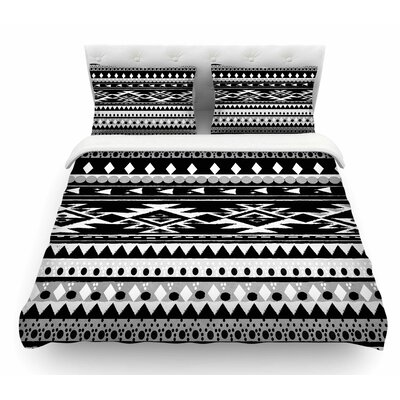 Hurit by Nika Martinez Featherweight Duvet Cover Size: Twin