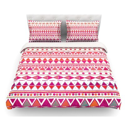 Summer Breeze by Nika Martinez Featherweight Duvet Cover Size: Twin