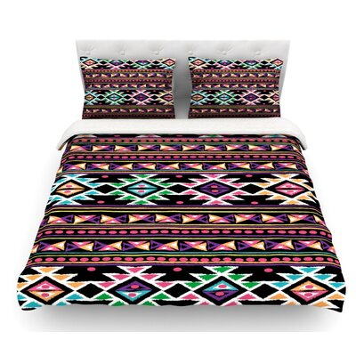 Aylen by Nika Martinez Featherweight Duvet Cover Size: Queen