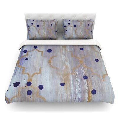 Lush by Kira Crees Featherweight Duvet Cover Size: King