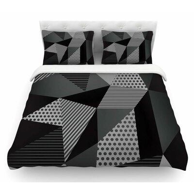 Pallete by Louise Machado Featherweight Duvet Cover Size: Queen