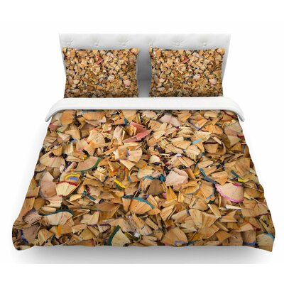 The Artist by Kristi Jackson Photography Featherweight Duvet Cover Size: Queen