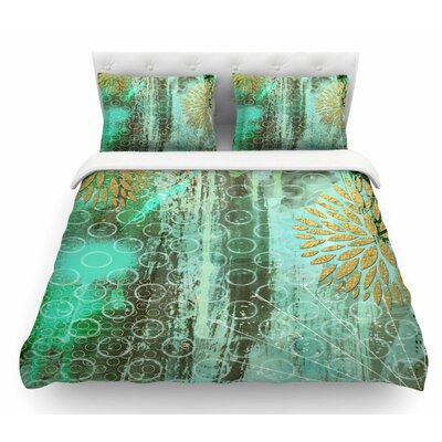 Land by Li Zamperini Featherweight Duvet Cover Size: King