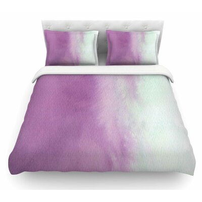 Ombre by Li Zamperini Featherweight Duvet Cover Size: King