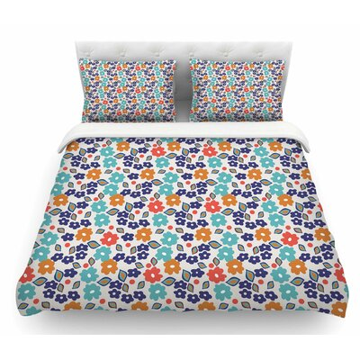 Joli by Louise Machado Featherweight Duvet Cover Size: Twin