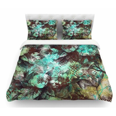 Magic by Li Zamperini Featherweight Duvet Cover Size: Queen