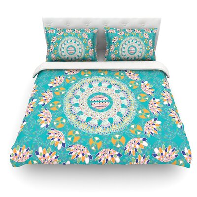 Luscious by Miranda Mol Featherweight Duvet Cover Size: King