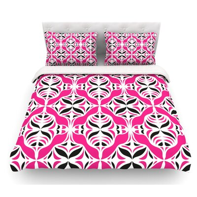 Think by Miranda Mol Featherweight Duvet Cover Size: Queen
