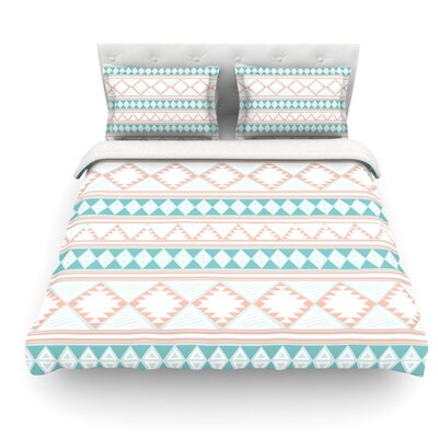 Yerbabuena by Nika Martinez Featherweight Duvet Cover Size: King