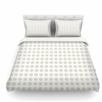 Drops by Petit Griffin Digital Featherweight Duvet Cover Size: Twin