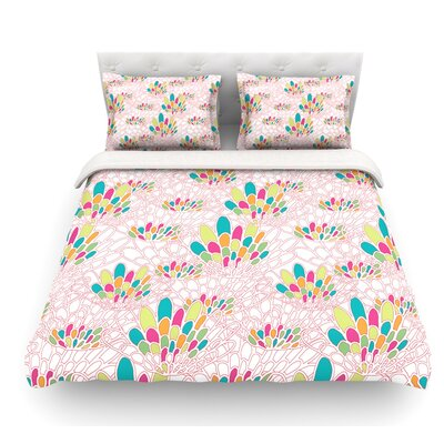 Blown Away by Miranda Mol Featherweight Duvet Cover Size: Twin