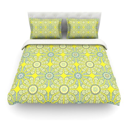 Budtime by Miranda Mol Featherweight Duvet Cover Size: King, Fabric: Lightweight Polyester