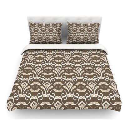 Deco by Julia Grifol Featherweight Duvet Cover Size: King
