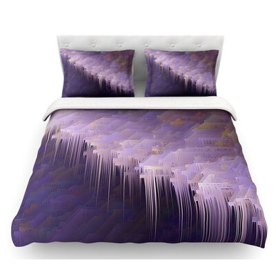 Malibu by Michael Sussna Featherweight Duvet Cover Size: King, Fabric: Lightweight Polyester