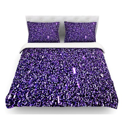 Dots by Maynard Logan Featherweight Duvet Cover Size: Full/Queen, Fabric: Woven Polyester