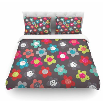 Sunny Days by Jolene Heckman Featherweight Duvet Cover Size: Twin