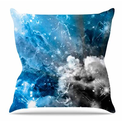 We are Waiting For.. by Shirlei Patricia Muniz Throw Pillow Size: 16 H x 16 W x 4 D