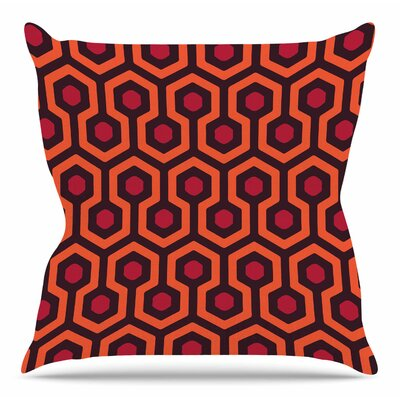 The Overlook by Alias Throw Pillow Size: 16 H x 16 W x 4 D