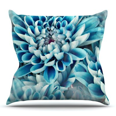 Floral Paradise by Susan Sanders Throw Pillow