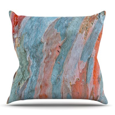Beach Dreams by Susan Sanders Throw Pillow