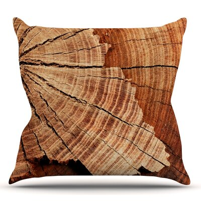 Rustic Dream by Susan Sanders Throw Pillow