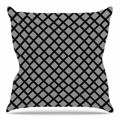 Dijamanti by Trebam Throw Pillow