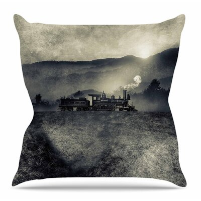 Chapter II by Viviana Gonzalez Throw Pillow Size: 18 H x 18 W x 4 D