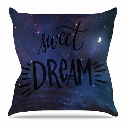 Sweet Dream by Robin Dickenson Throw Pillow