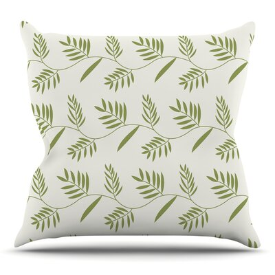 Ferngully by Snap Studio Throw Pillow