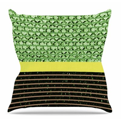 Stablo by Trebam Throw Pillow Size: 18 H x 18 W x 4 D